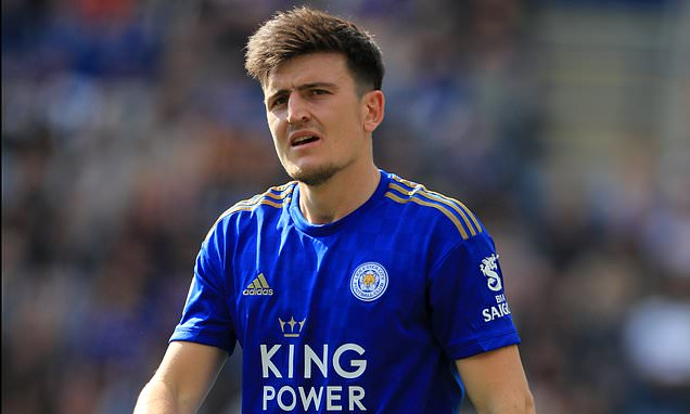 Harry Maguire keen to joinManchester United or Manchester City