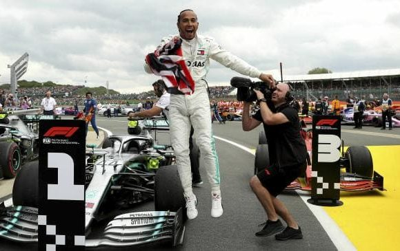 Hamilton ignored team order in victory