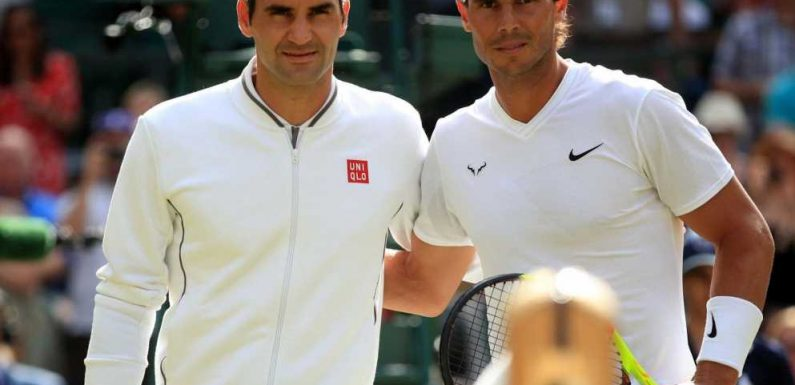 Wimbledon 2019: Roger Federer and Rafael Nadal's net worth and career earnings to date
