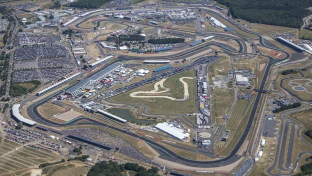British Grand Prix: New Silverstone deal expected to be announced