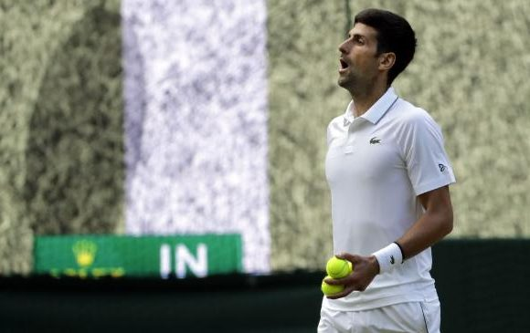 Classless act stains Wimbledon final