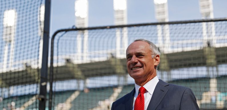 Does Rob Manfred Even Like Baseball?
