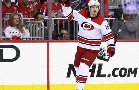 Montreal Offer-Sheeted Sebastian Aho, But Don Waddell Is Getting Off Those Jokes