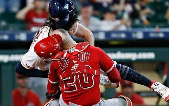 Marisnick suspended 2 games for Lucroy collision