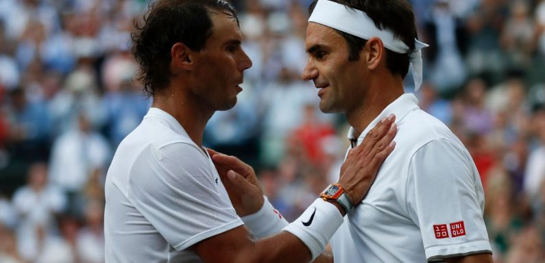 Federer vs. Nadal: How the sports world reacted to another Wimbledon thriller