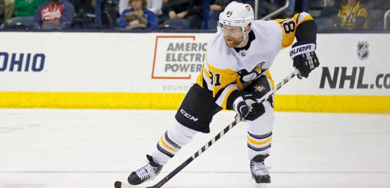 Phil Kessel excited to begin next phase in Arizona: 'I think it's going to be great'