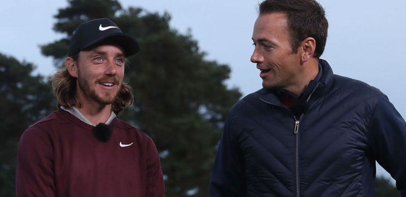 Sky Sports Golf podcast: #GolfChat special with Nick Dougherty