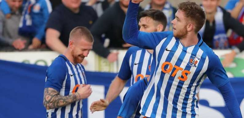Europa League round-up: Kilmarnock and Aberdeen gain first-leg advantages