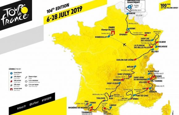 Tour de France 2019: Stage-by-stage guide, route, map, profiles and key dates to watch out for