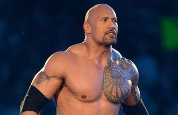 The Rock reveals one man who could be the next WWE superstar