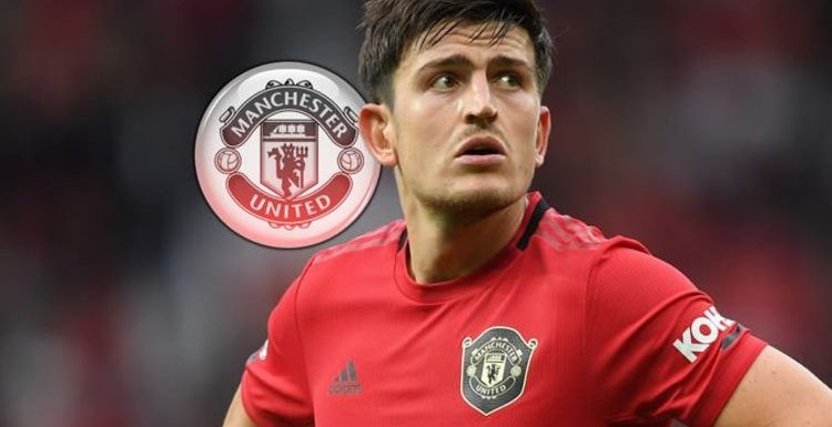 Harry Maguire worry revealed as Man Utd star sent warning by former Old Trafford ace