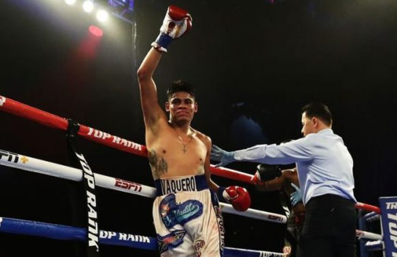 Boxing tonight: Schedule, fight time, undercard for Navarrete vs De Vaca – how to watch