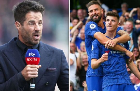 Jamie Redknapp heaps praise on Chelsea star vs Leicester – 'That's why he's in the team'