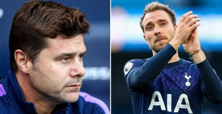 Tottenham boss Mauricio Pochettino and Daniel Levy agree on Christian Eriksen transfer
