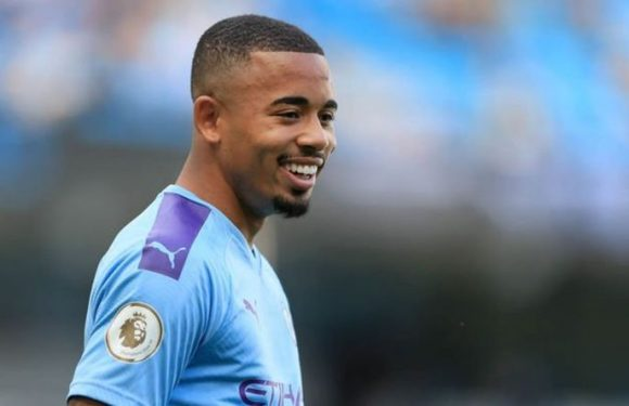 Man City confirm seriousness of Gabriel Jesus injury as Sergio Aguero plays at Bournemouth