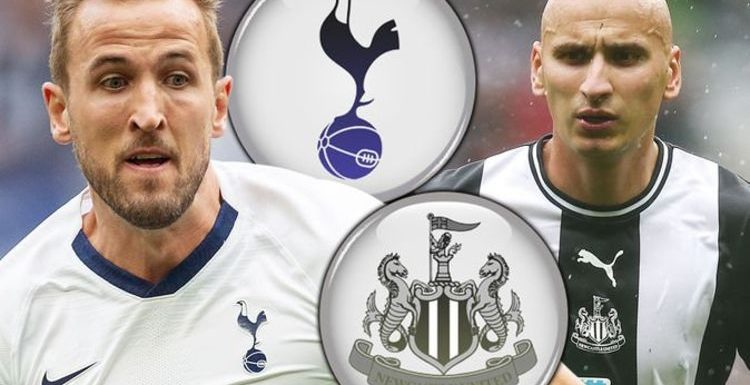 Tottenham vs Newcastle LIVE: Line-ups confirmed, updates as Spurs look for home win