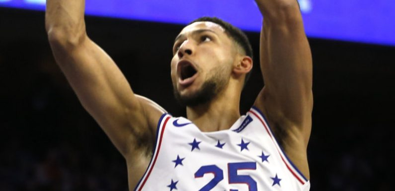 Home start for Simmons' 76ers in NBA