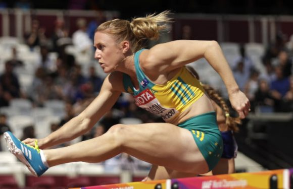 Olympic gold medallist Sally Pearson retires from athletics