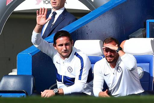 Frank Lampard calls for patience as his homecoming to Stamford Bridge is spoiled by Wilfred Ndidi