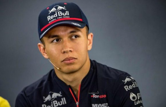 Formula One: Thai Alexander Albon given chance to secure Red Bull drive permanently