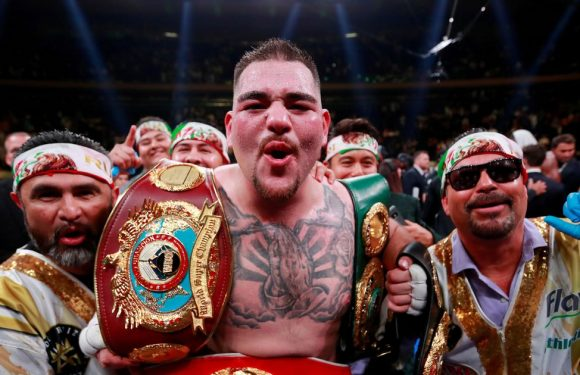 Andy Ruiz Jr provides update on Anthony Joshua rematch as venue row continues