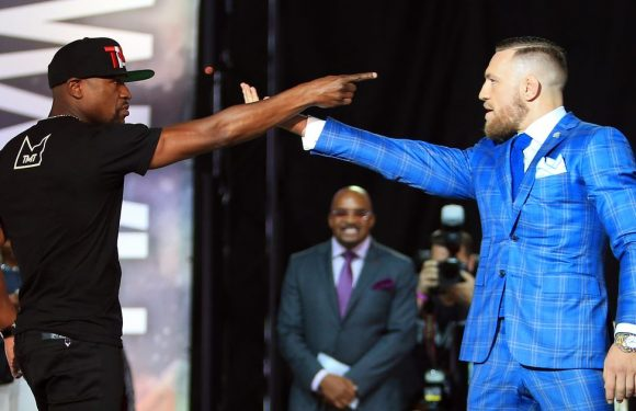 Conor McGregor more valuable than Floyd Mayweather despite not fighting in 2019