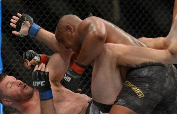 UFC 241 results from Cormier vs Miocic and Diaz vs Pettis