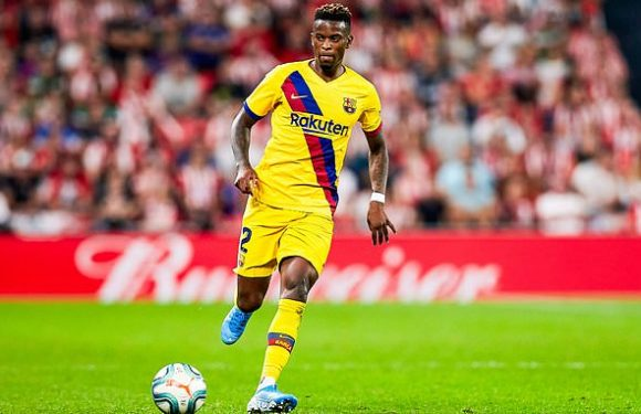 Nelson Semedo 'open to PSG switch' as part of  Neymar to Barca deal