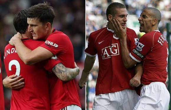 Man United never replaced their Rio-Vidic partnership… until now