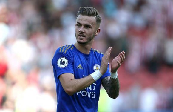 Manchester United 'plot James Maddison bid' in January window