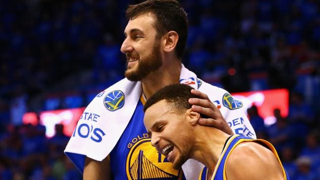 The NBA's best coach just paid Bogut the ultimate compliment