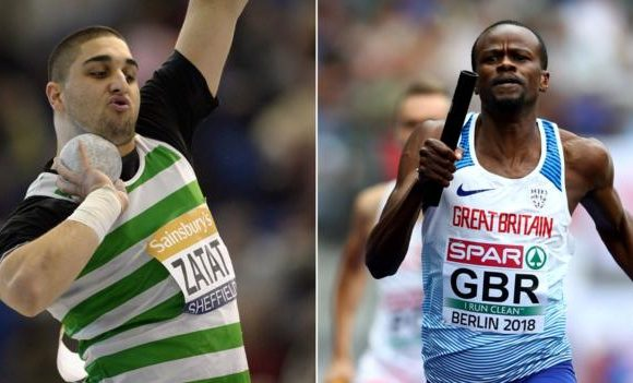 European Athletics Team Championships: GB name shot putter for 4x400m relay