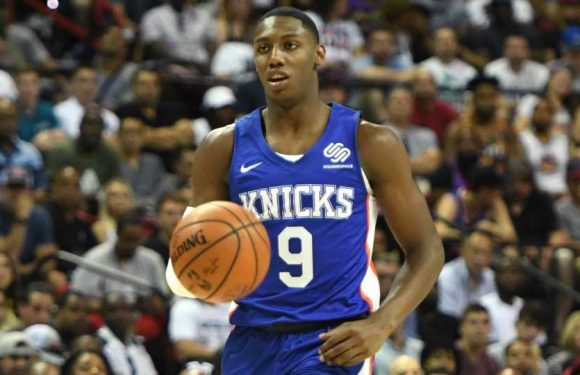 What can Knicks fans expect from RJ Barrett? 'They're getting a killer,' says Zion Williamson