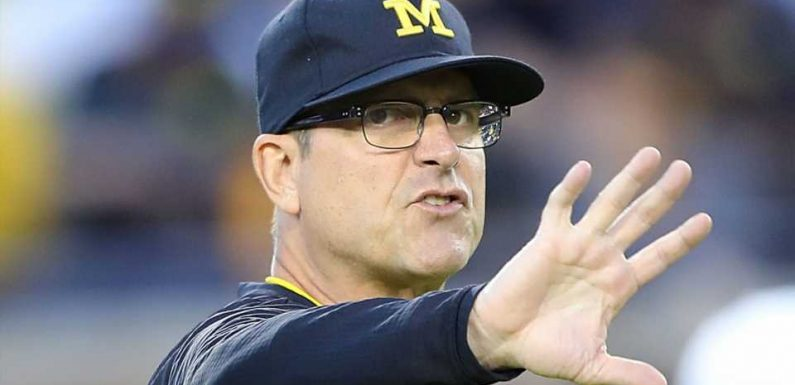Michigan's Jim Harbaugh responds to Luke Fickell's transfer allegation, trumpets 'truth'
