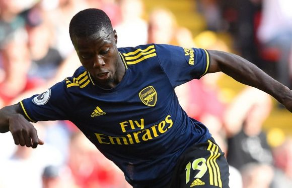 Arsenal fans 'excited' about Nicolas Pepe, says NBA star Luol Deng