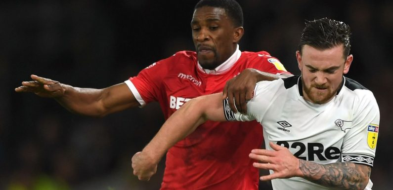 Carabao Cup: Nottingham Forest to host Derby in second round