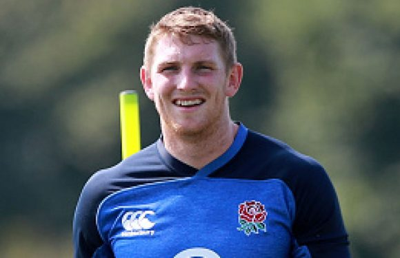 Ruaridh McConnochie to make first England start against Wales