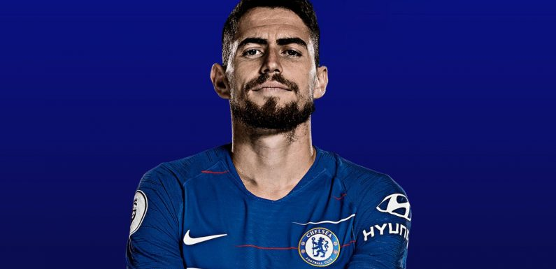 Jorginho: Learning from Frank Lampard and Chelsea expectations