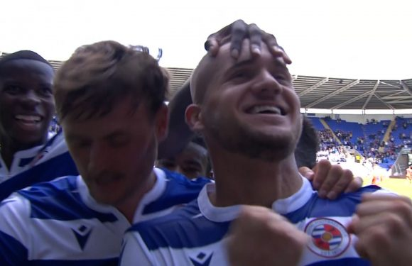 Reading 3-0 Cardiff: George Puscas' double seals Royals' first win