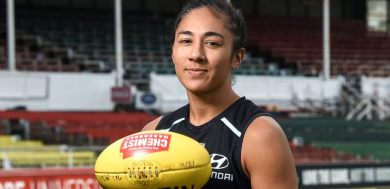AFLW ready for longer season: Vescio