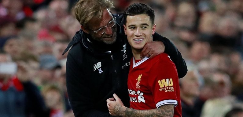 Liverpool fans will agree with what Philippe Coutinho's said about Jurgen Klopp