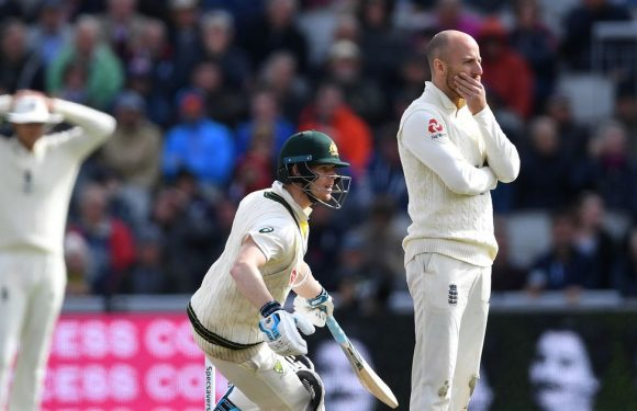 Jack Leach blunder costs England in Ashes Test