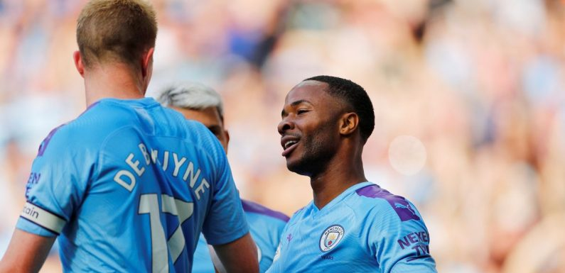 Liverpool and Man City dominate in Prem all-star squad for north vs south clash