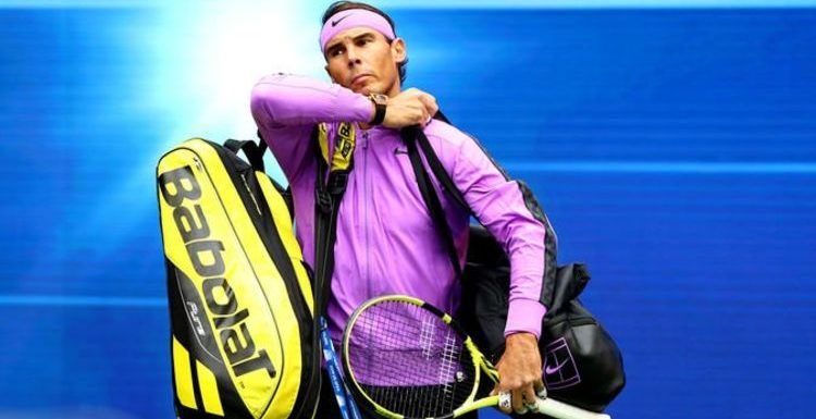 Rafael Nadal names seven players who could take mantle from Federer and Djokovic