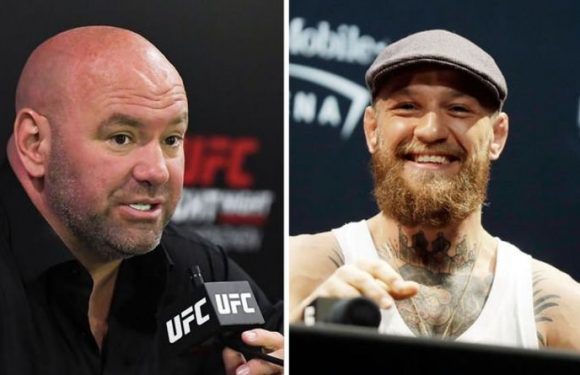 Conor McGregor UFC return update issued by Dana White after comeback speculation