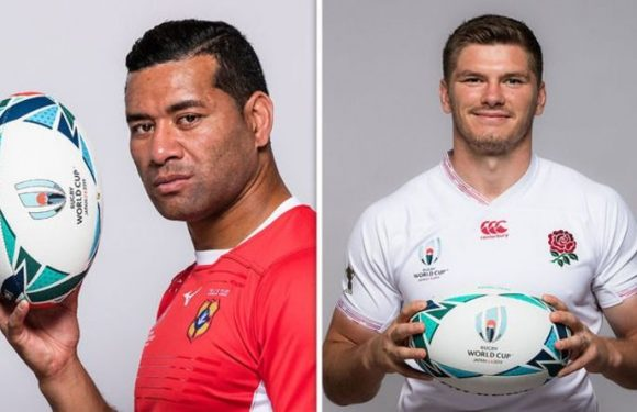 Why is England's Rugby World Cup match vs Tonga not on the BBC?