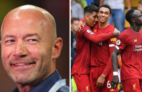 'What a player, what a future' – Alan Shearer heaps praise on Liverpool youngster