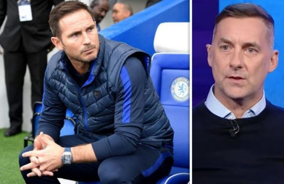Frank Lampard told he 'missed a trick' by not picking Chelsea star against Liverpool