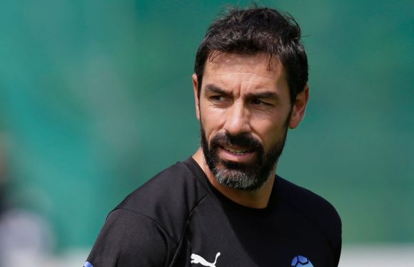 Arsenal legend Robert Pires sends brilliant message to Aston Villa fans