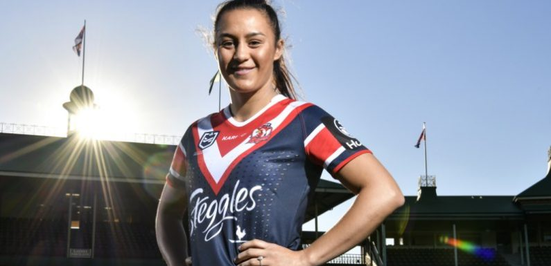 'We're not trying to play catch up': Roosters' McGregor eyes premiership
